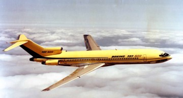 Flying the Amazing Boeing 727
