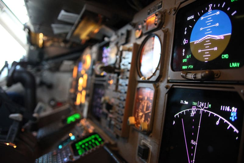 Boeing 757 instrument panel - Addressing the Pilot Shortage Problem Facing the Aviation Industry