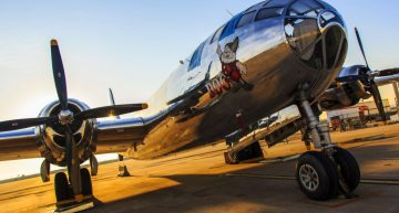 B-29 Bomber Doc Receives FAA Airworthiness Certificate