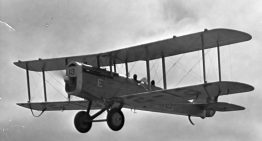 Friends of Jenny Hope To Restore Last American DH-4 Aircraft