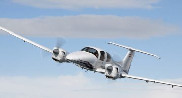 Diamond DA62 Will Be On Display at AOPA Fly-In