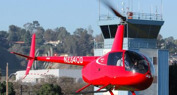 FAA Approves Robinson R44 Cadet Helicopter, Orders Being Accepted