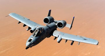 A-10 Warthog: The Close Air Support Specialist