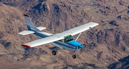 1965 Cessna 182H – The New Interior Experience