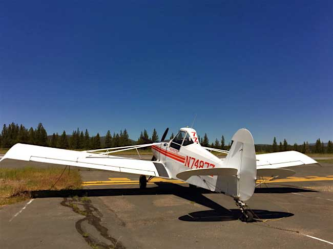 Piper PA-25 Glider Rating