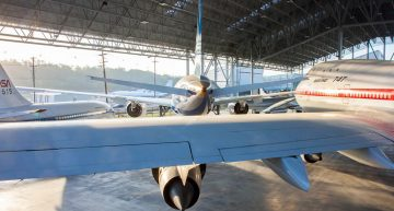 Museum of Flight Opens Brand New Aviation Pavilion