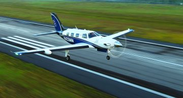 Piper M600 Receives FAA Type Certification