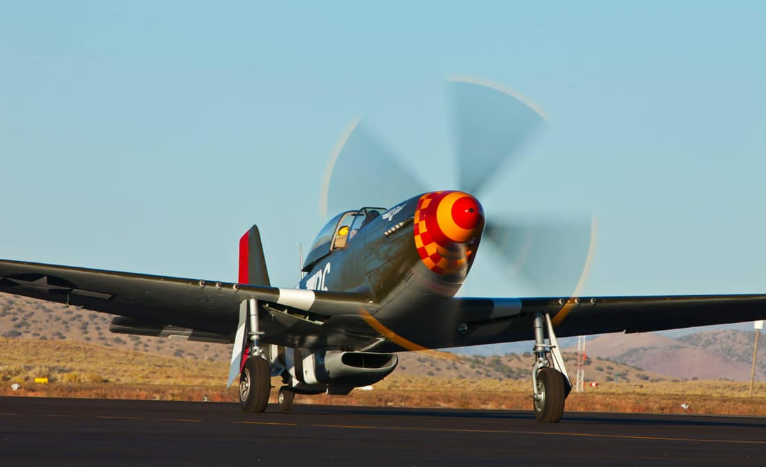 Aircraft at the Reno Air Races - Final Numbers for Sun 'n Fun, Reno Air Races Looking For Volunteers