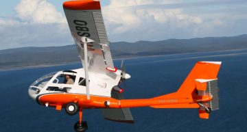 FAA Approves Seeker Aircraft For Commercial Operations