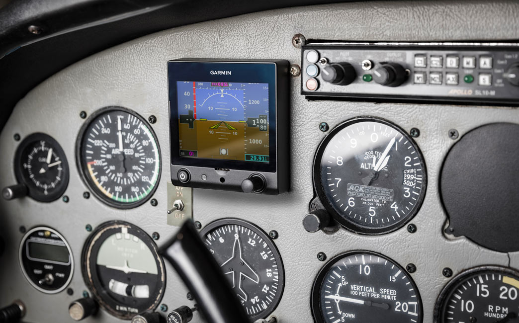 Garmin Announces FAA Approval of G5 For Certificated Aircraft
