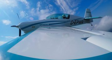 Siemens Shows Off Electric Aircraft Motor With First Flight
