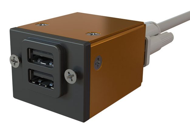 Aircraft USB power solution from Guardian Avionics