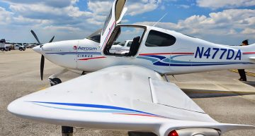 Aerosim Announces $10,000 Veterans Aviation Scholarship