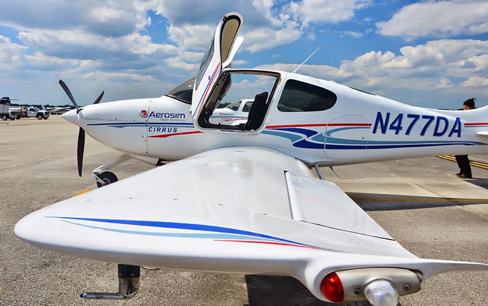 Texas Certified Motors >> Aerosim Announces $10,000 Veterans Aviation Scholarship