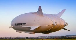 Flight Testing Starts for Airlander 10, World's Largest Aircraft