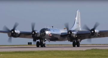 B-29 Doc Prepares for More Test Flights