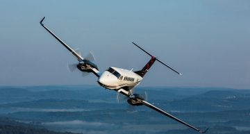 Textron Launches New Maintenance Program for Caravan, King Air