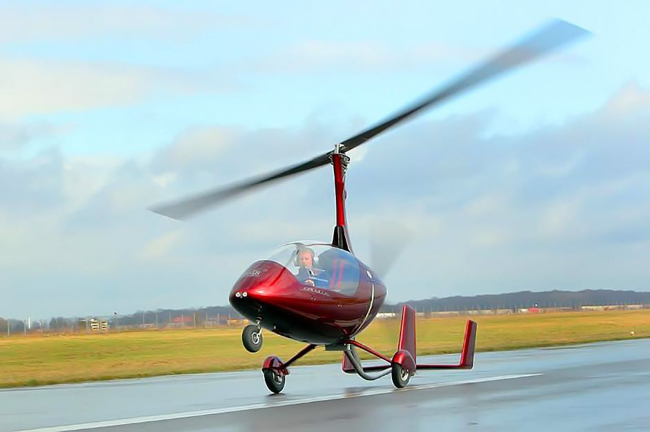 Calidus Gyroplane Successfully Completes Flight Testing