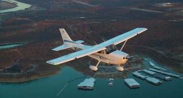 Pan Am International Flight Academy and Cessna Sign Exclusive Deal