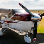 Cessna 210 aircraft on the runway - FAA Releases Final ECi Engine Cylinder AD