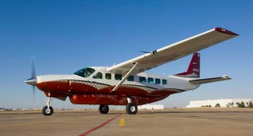 Textron Moving Cessna Caravan Production To Independence