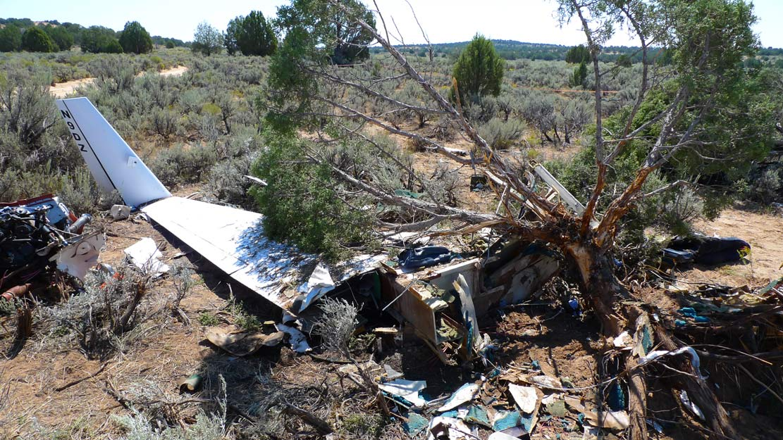 An airplane crash in the desert - Airplane Crash Survival Tips: Finding Water in the Wild