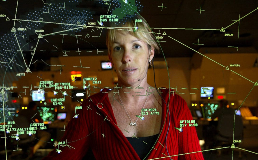 An FAA Air Traffic Controller - FAA Actively Seeking To Fill Air Traffic Controller Jobs