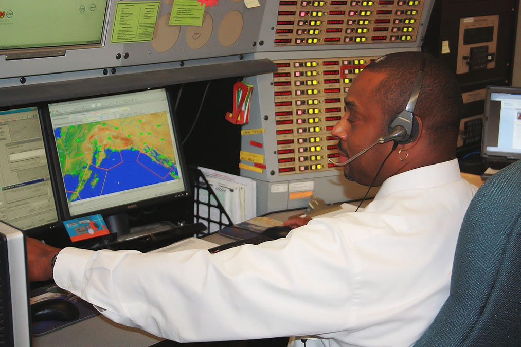 FAA Air Traffic Controller at work - Reviewing the Current FAA Air Traffic Controller Requirements