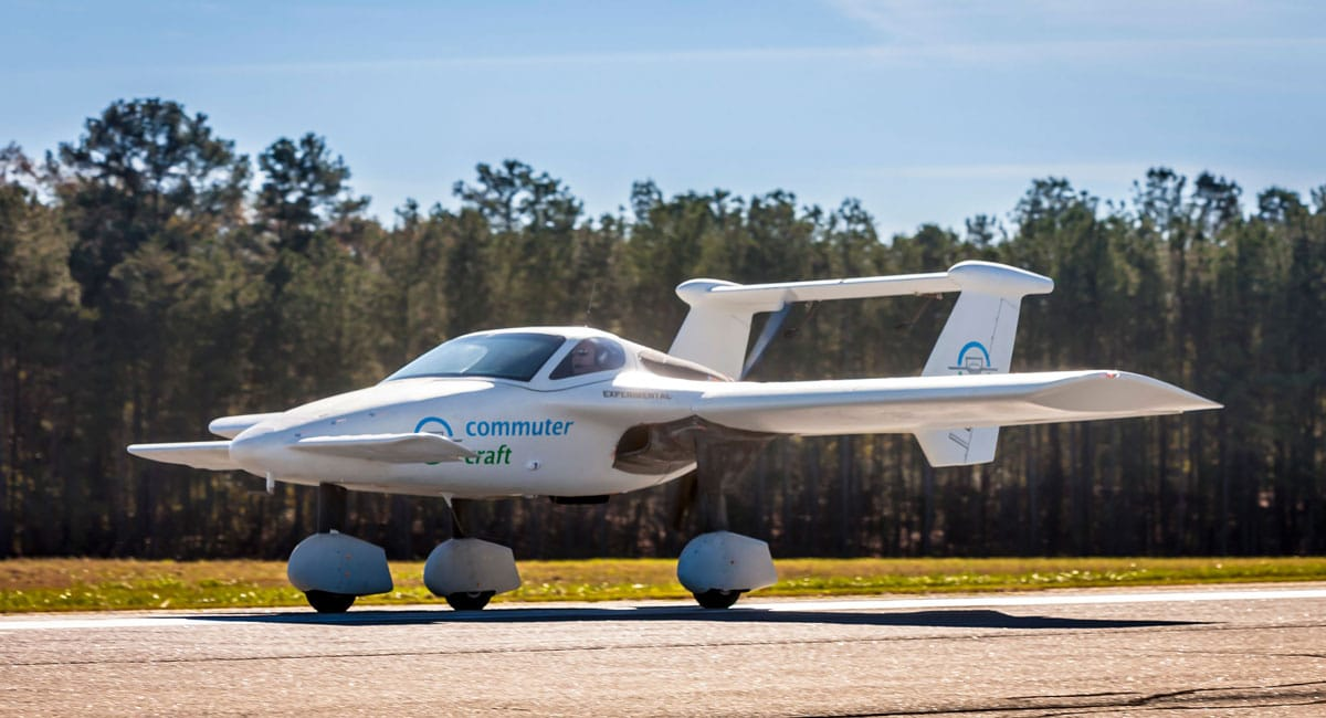 The Innovator Aircraft from Commuter Craft
