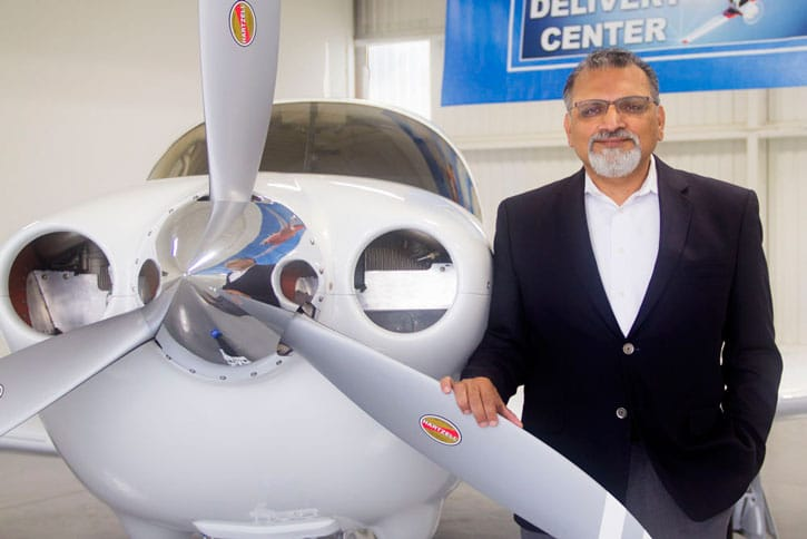 New Mooney CEO Dr. Vivek Saxena
