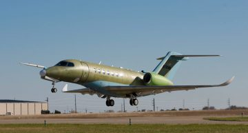 UPDATE: Cessna Adds Second Citation Longitude to Test Program