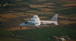 Successful First Flight For Tecnam P2012 Traveler