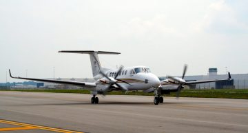 Blackhawk Offering New King Air 350 Engine Upgrade Program