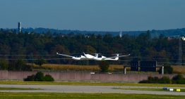 Hydrogen Fuel Cell Powered HY4 Aircraft Records Successful First Flight