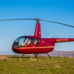 Robinson R44 Helicopter- New Robinson R44 Li-Ion Battery Receives STC
