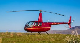 UPDATE: True Blue to Show Robinson R44 Li-Ion Battery at NBAA 2016