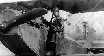 Bessie Coleman: Early Aviation's Barnstorming Queen