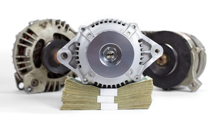 Hartzell Plane-Power alternator credit program