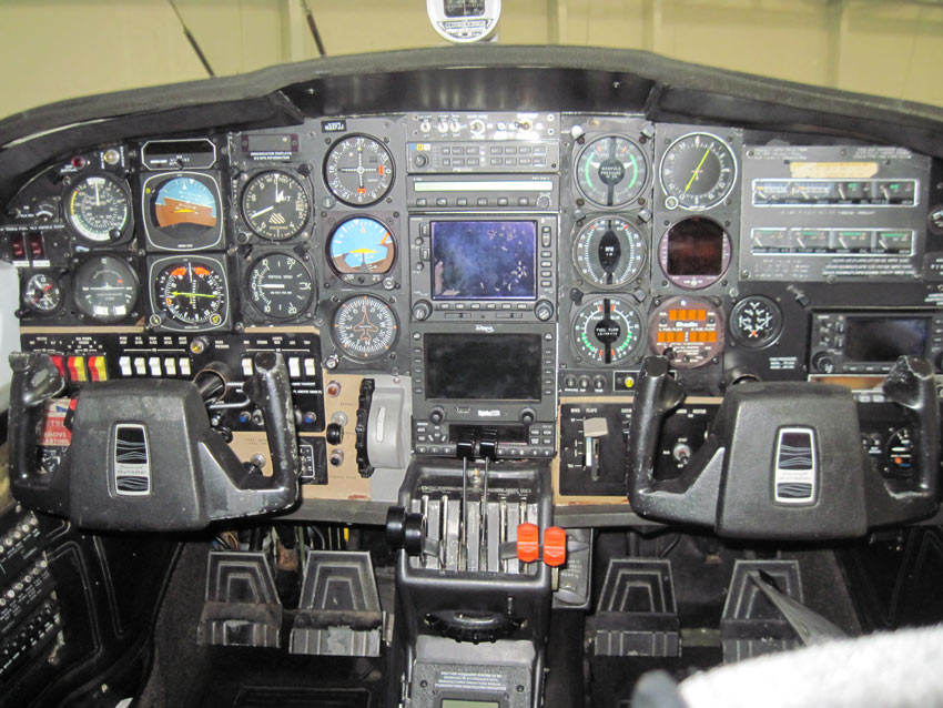 Textron Financial Auctioning Off 1973 Cessna Skymaster