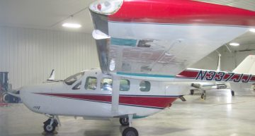 Textron Financial Auctioning Off 1973 Cessna P337 Skymaster