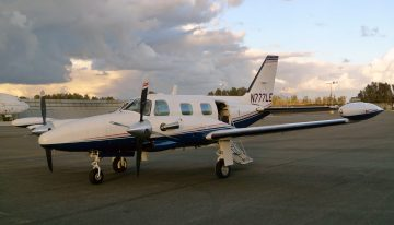 UPDATE: FAA Issues AD Regarding Piper Cheyenne Wiring