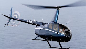 Robinson Celebrates the Delivery of Their 12,000th Helicopter