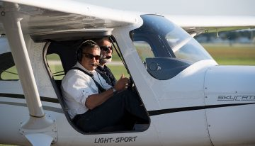 EAA Announces Dates for Their 2017 Sport Pilot Academy