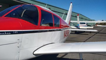 Flight Lesson Journal: First Flight in a Low Wing and Embracing the Wind