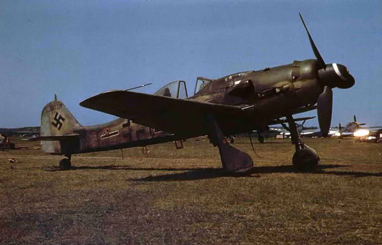 Captured FW 190D-9