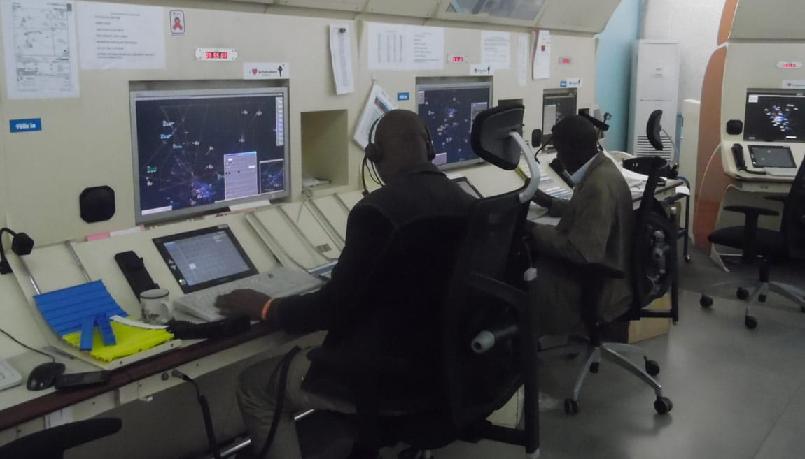 Kenyan Air Traffic Controllers -