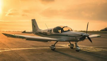 Certification Testing to Start for Two Seat Sonaca 200