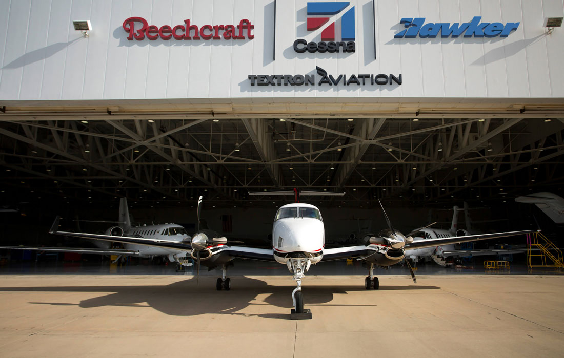 Textron Aviation services photo - New Textron Aviation's 1View Technical Publications Platform Launches