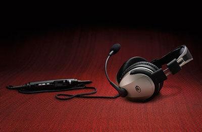 Zulu 3 headset