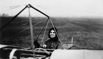 Harriet Quimby: Aviation Pioneer and Trailblazing Icon For Female Pilots